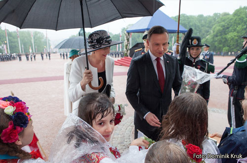 Wizyta prezydenta RP